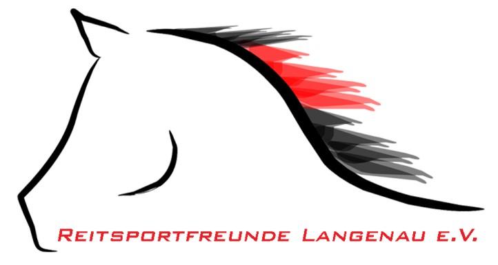 Reitsportfreunde Langenau e.V. Logo